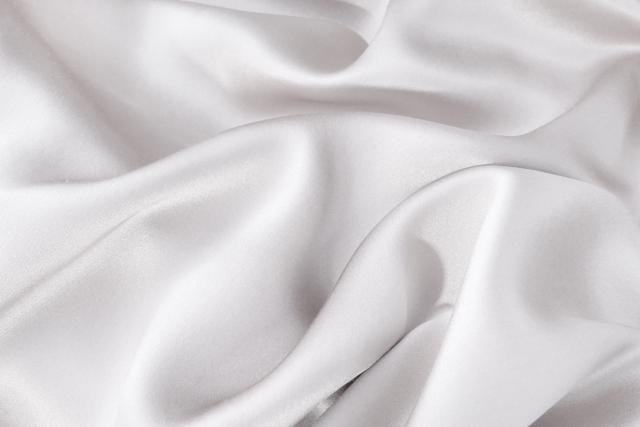 高級感があり吸水性も高いシルク繊維